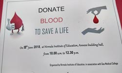 Blood Donation Drive
