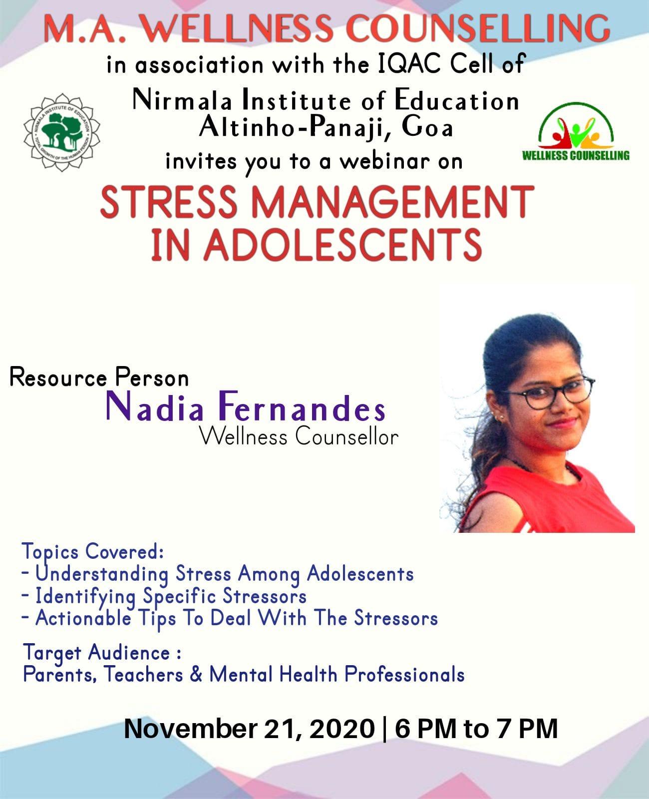 Wellness Department Events